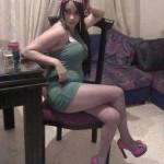 sexy girls wearing hot shorties (6)