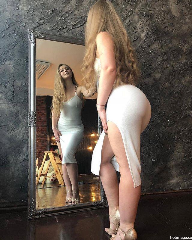 photo of sexy curvy