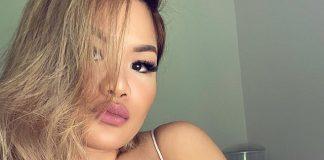 So beautiful Instagram model boobs