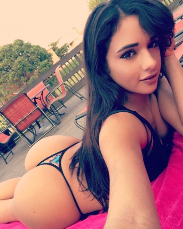 Sexy Ashley Ortiz